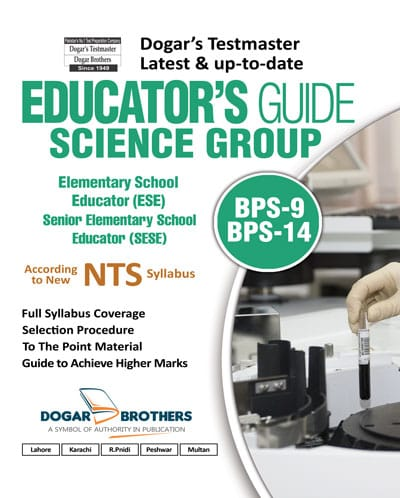 Elementary School Educator's Guide-Science Group ( BPS-9-14)