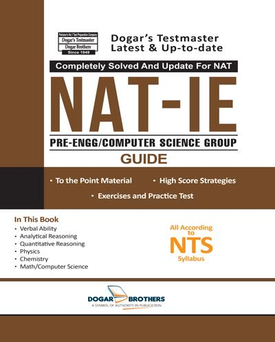 NAT IE Complete Guide – NTS by Dogar  Brothers