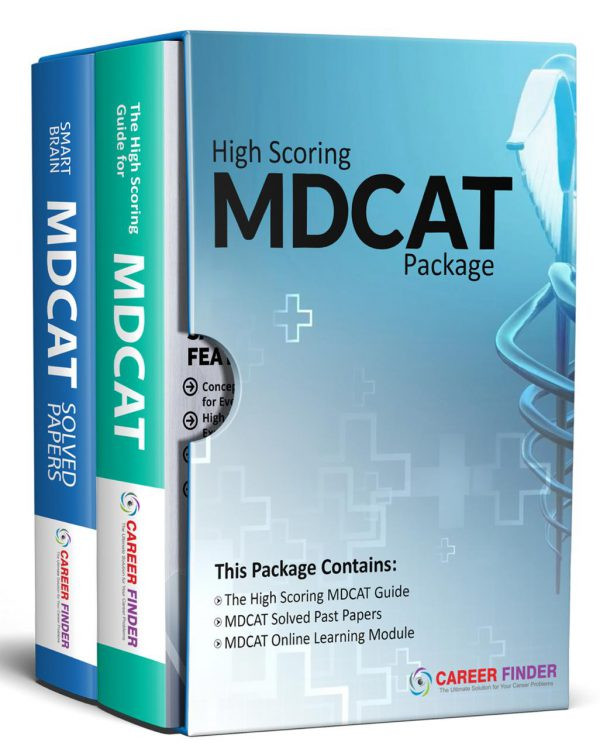 High Scoring MDCAT (With Online Module)