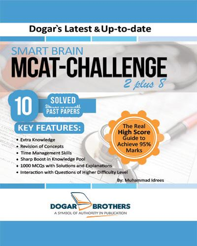 MCAT Challenge 2 plus 8 (All Pakistan)