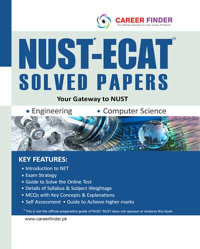 NUST ECAT Past Solved Papers