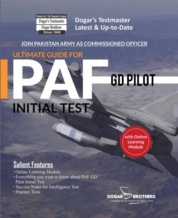 Ultimate Guide for PAF GD Pilot Initial Test