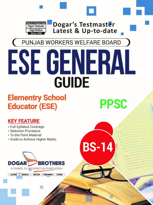ESE General (BS-14) PPSC Guide