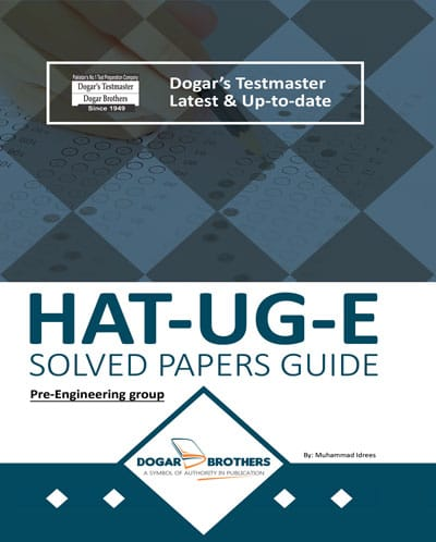 HAT-UG-E Book For Pre-Engineering Group