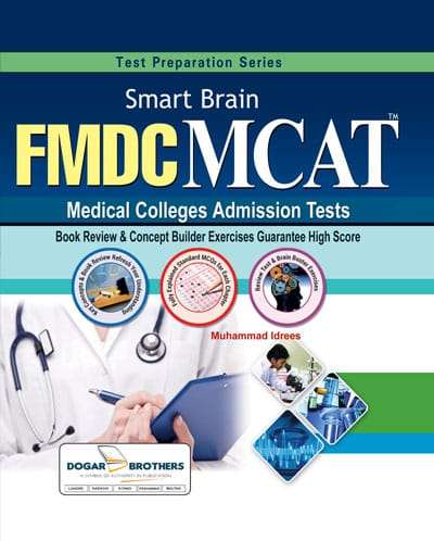 FMDC MCAT Book by Dogar Brothers