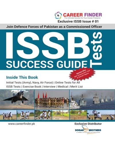 ISSB Tests Success Guide by Career Finder 2018