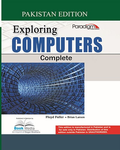 Exploring Computers Complete by Book Media