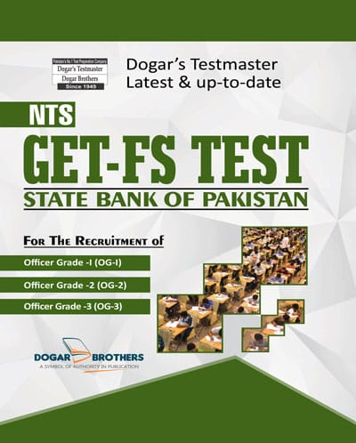 GET_FS Test (State Bank Of Pakistan)