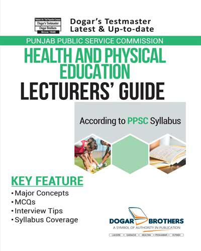 Lecturer Health & Physical Education Guide – PPSC