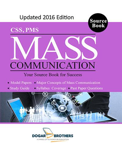 Mass Communication CSS, PMS