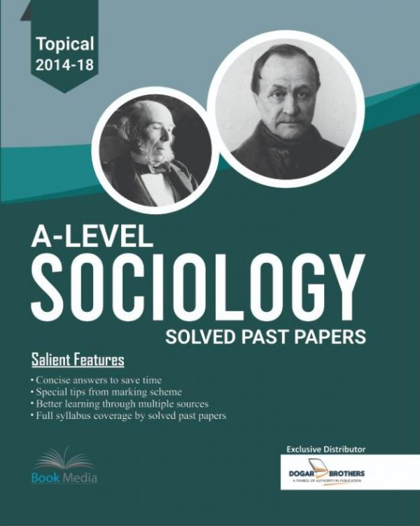 A Level Sociology Past Papers Topical (2014-2018)