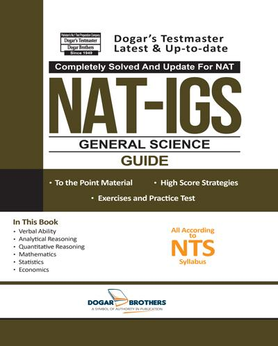 NAT IGS Guide – General Science – NTS