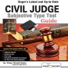 Civil Judge Subjective Type Test Guide