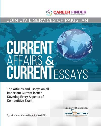 Current Affairs and Essays by Career Finder