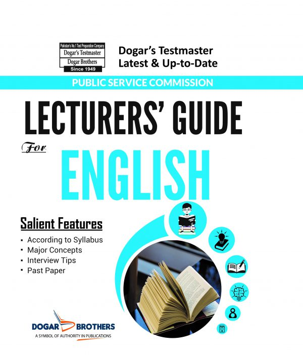 Lecturers Guide for English by Dogar Brothers