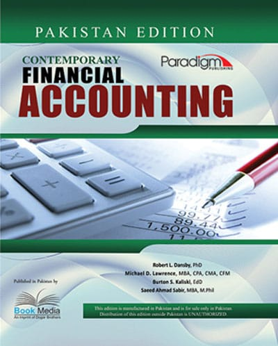 Contemporary Financial Accounting