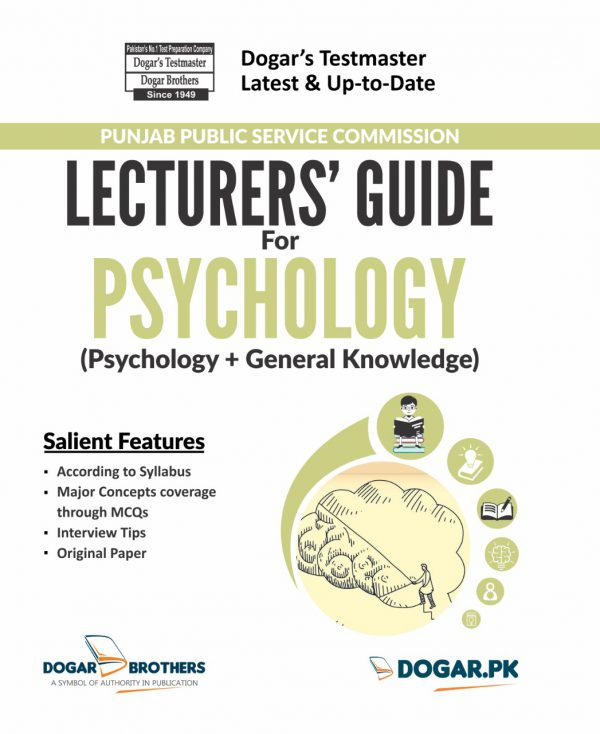 Lecturer Psychology Guide – PPSC