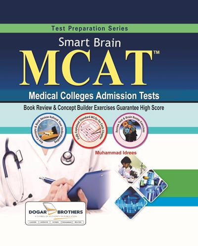 Smart Brain MCAT Book by Dogar Brothers