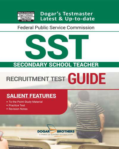 Secondary School Teacher Recruitment Guide (SST) FPSC
