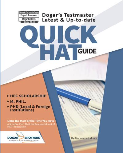 Quick HAT Guide by Dogar Brothers
