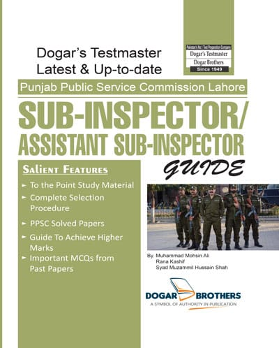 Sub-Inspector / Assistant Sub-Inspector Guide