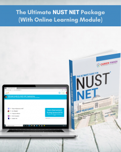 The Ultimate NUST NET Package (With Online Learning Module)