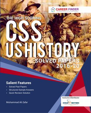 THE HIGH SCORING CSS US HISTORY 2020 edition SOLVED PAPERS