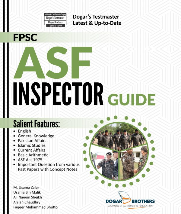 Asf Inspector Guide by Dogar Brothers