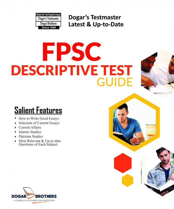 FPSC Descriptive Test Guide