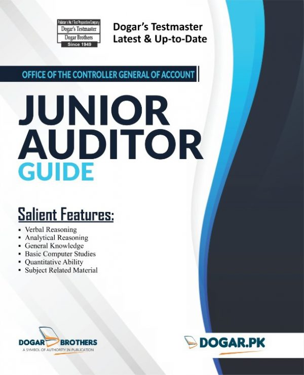 Junior Auditor Guide by Dogar Brothers