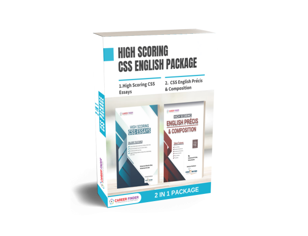 High Scoring CSS English Package (2 in 1) | Career Finder