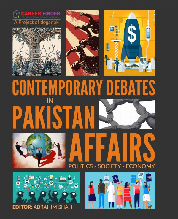 Contemporary Debates in Pakistan Affairs by Career Finder