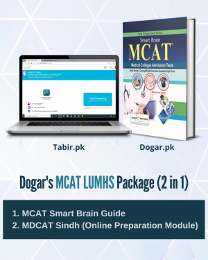 dogars-mcat-lumhs-package-2-in-1