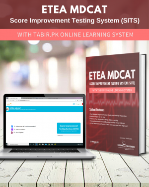 ETEA MDCAT Score Improvement Testing System (SITS) with Tabir.PK Online learning