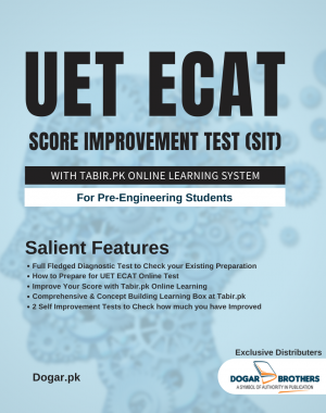 UET ECAT Score Improvement Test (SIT) For Pre-Engineering Students With Tabir.pk Online Learning System