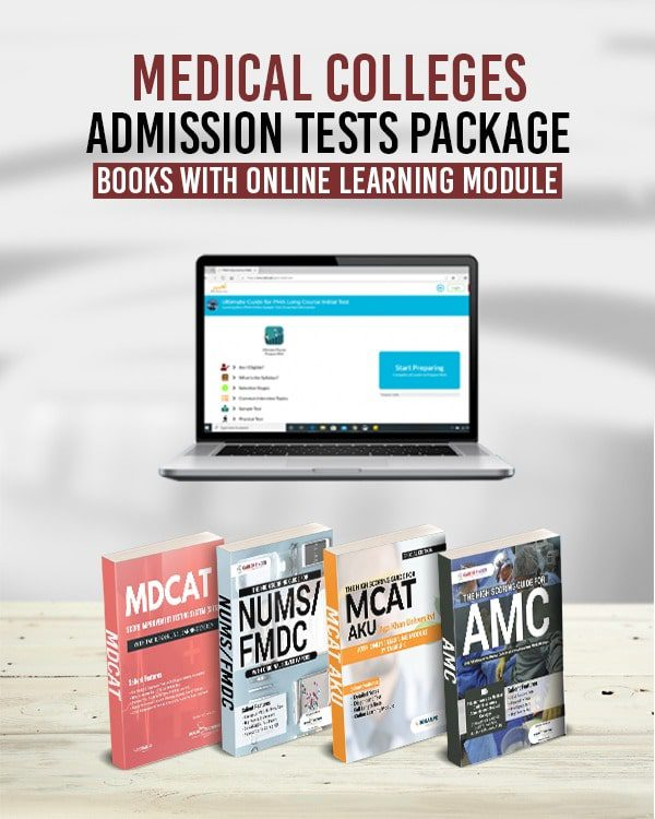 Medical Colleges Admission Tests Package