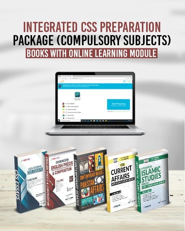 Integrated CSS Preparation Package (Compulsory Subjects)