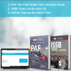Dogar's PAF Package 3 in 1 (PAF GD Pilot Initial Test Ultimate Guide + ISSB Tests Guide + Online Testing for Initial Test)