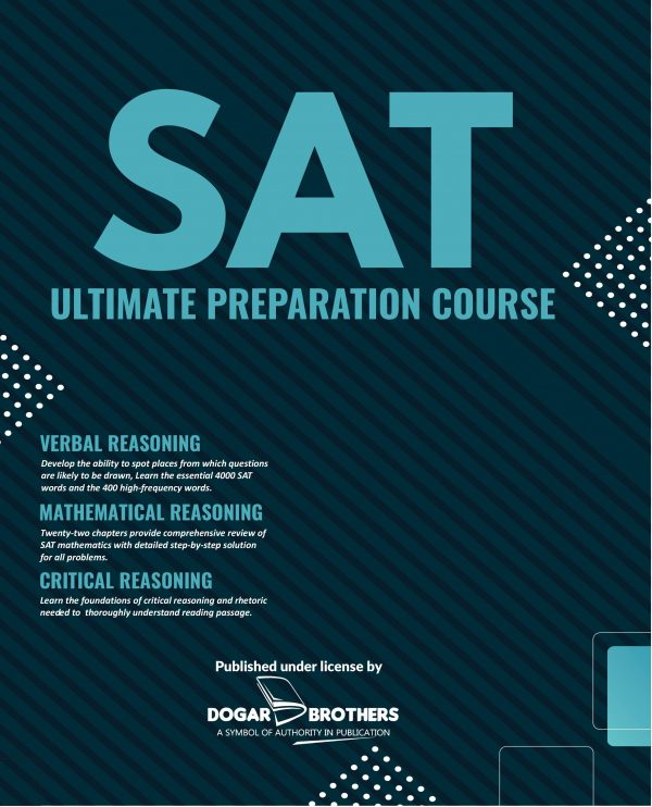SAT Ultimate Preparation Course by Dogar Brothers