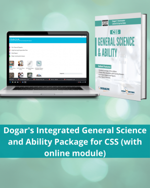 Integrated CSS General Science and Ability Preparation (Online Learning Module)