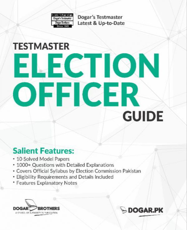 Testmaster Election Officer Guide