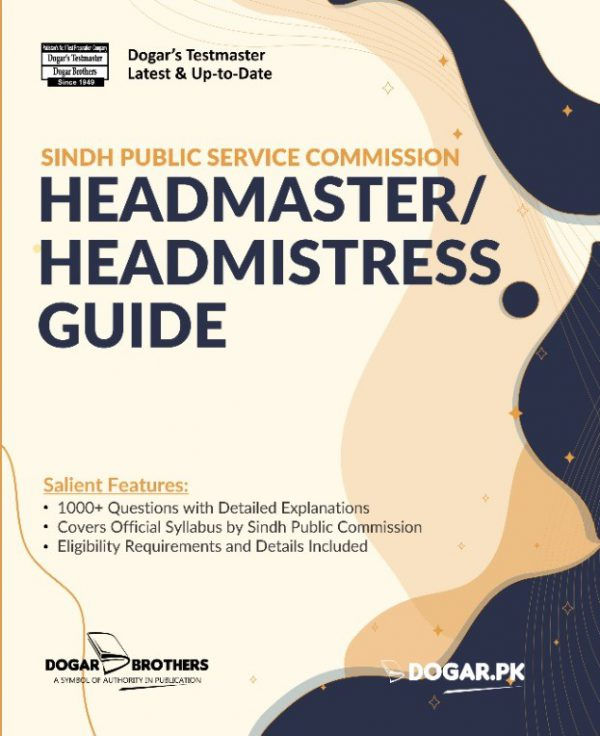 Headmaster / Head Mistress Guide (SPSC)